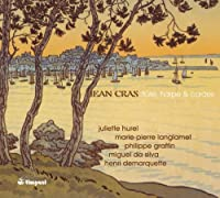 Music for Flute, Harp and Strings by Jean Cras: Fli??te Harpe & Cordes (Music CD) (2011-11-15)