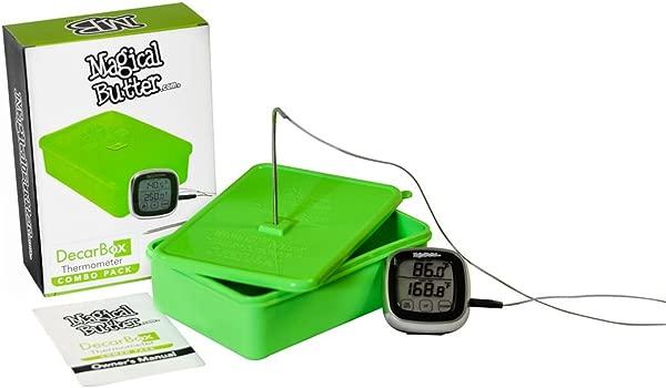 神奇的黄油硅胶脱碳温度计 DecarBox Combo Pack