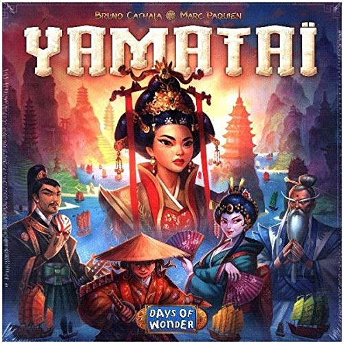 Days of Wonder DOW0007 Yamatai Spiel