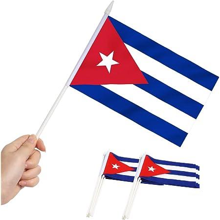 HUGE 8ft x 5ft Cuba Flag Massive Giant Cuban Flags