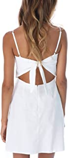 Best white linen mini dress Reviews