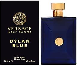 VERSACE Dylan Blue Pour Homme Eau De Toilette Spray Box Sealed, 6.7 Ounce