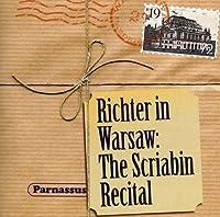 Richter in Warsaw: The Scriabin Recital (2012-07-24)
