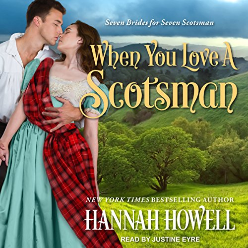 When You Love a Scotsman audiobook cover art