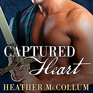 Captured Heart     Highland Hearts, Book 1              By:                                                                                                                                 Heather McCollum                               Narrated by:                                                                                                                                 Michelle Ford                      Length: 11 hrs and 39 mins     8 ratings     Overall 4.9