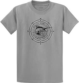 Koloa Lightweight Poly/Cotton Blend T-Shirts - 50/50 Cotton/Poly T-Shirts