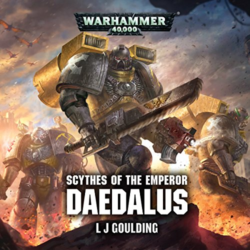 Scythes of the Emperor: Daedalus audiobook cover art