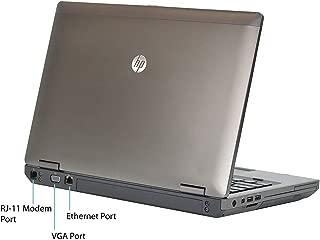 (Renewed) HP 6470b Probook 14 Inch Screen Laptop (3rd Gen Intel Core i5 - 3320m /4 GB/320 GB HDD/Windows 10 Pro), Copper