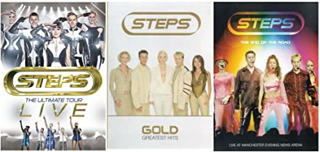 steps end of the road dvd