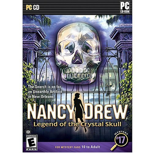 Nancy Drew : Legend of the Crystal Skull (PC) by Her Interactive