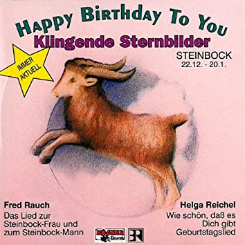 Klingende Sternbilder - Steinbock 22.12-20.01.