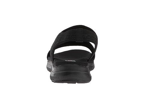 2 0 Flex Blackblack Apelan Dj Skechers Blacktaupe Vu tEEqHZ