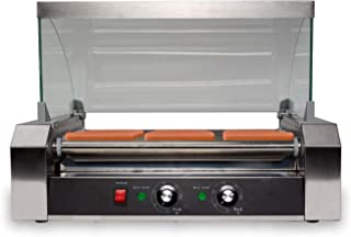 SYBO ET-R2-7 Electric 7 Hot dog roller, one size, silver
