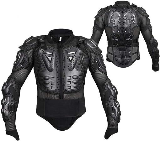 WJH Moto Moto Armadura de Cuerpo Completo, protección para el ...