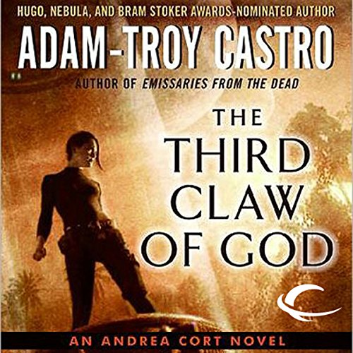 The Third Claw of God audiobook cover art