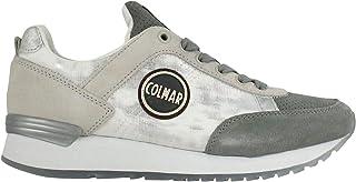 COLMAR ORIGINALS Women's TRAVISPRIMED115 Multicolor Suede Sneakers