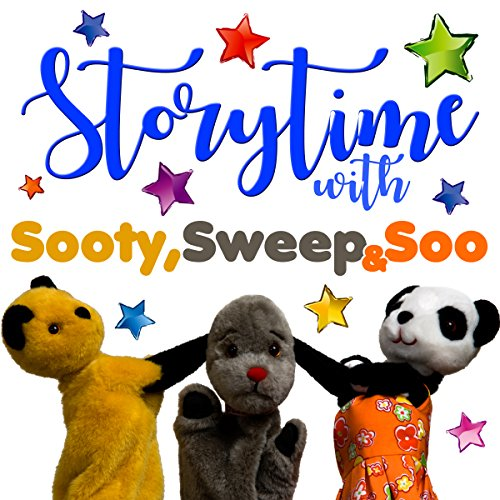 Sooty and Sweep cover art