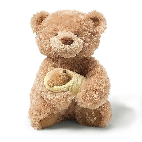 3cea3f1b6a8 Gund Rock-A-Bye Baby Musical Teddy Bear