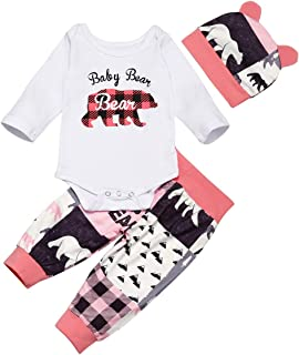 Best bear print baby clothes Reviews