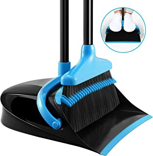 Best fireplace broom and dustpan Reviews