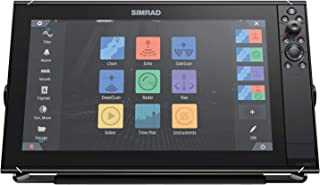 $5999 » Simrad NSS16 evo3S - 16-inch Multifunction Fish Finder Chartplotter with Preloaded C-MAP US Enhanced Charts