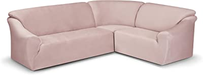 Dohle + Menk Susi Canapé d'angle Rose