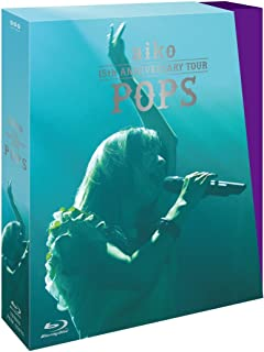 aiko 15th Anniversary Tour 「POPS」 初回限定仕様 [Blu-ray]