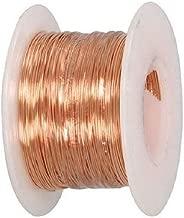 Bare Copper Wire/Choose : 10 Ga To 30 Ga (26 Ga 100 Ft Spool)