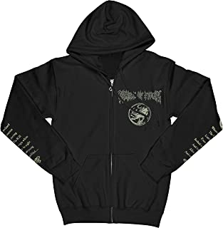 sweat capuche zippé cradle of filth