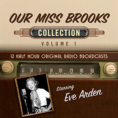 Our Miss Brooks, Collection 1 audiobook cover art