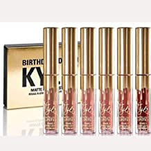 Fashion KYLIE Birthday Edition Matte Liquid Lipstick