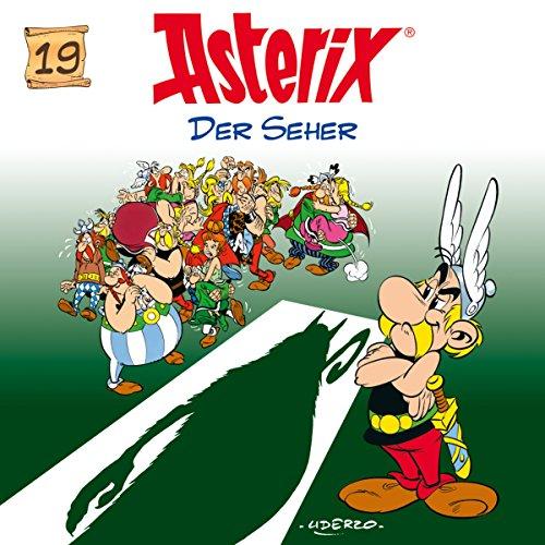 Der Seher (Asterix 19) Titelbild