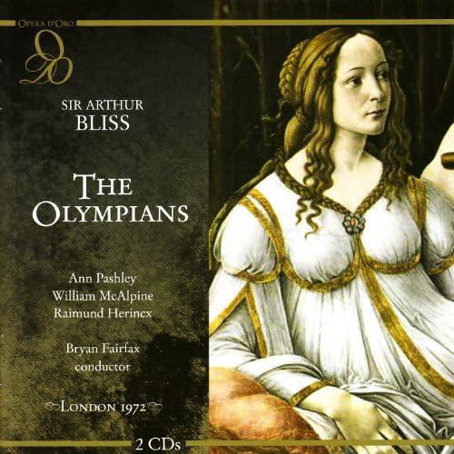 Ann Pashley, William McAlpine, Raimund Herincx, Ambrosian Singers, Polyphonia Orchestra, Bryan Fairfax