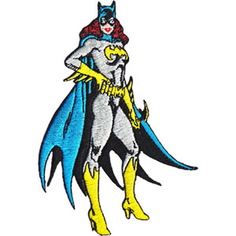 Application DC Comics Originals Batgirl Stand Patch