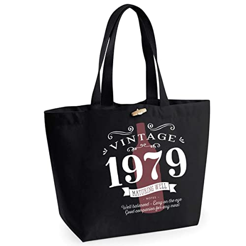 40th Birthday 1979 Keepsake Vintage Wine Funny Gift Gifts For Women