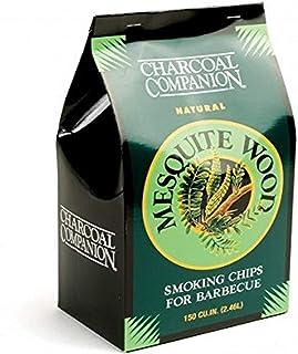 Kolkompanjon Mesquite rökande chips i trä för BBQ