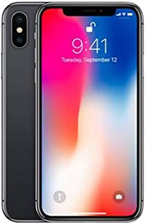 Apple iPhone X with FaceTime 256GB 4G LTE - Space Grey