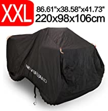 NEVERLAND Full Car Cover Four Layers Waterproof Outdoor Sun UV Pretection Universal for Sedan Saloon with Free Windproof Strap /& Anti-Theft Lock Grey,185 L x 70.8 W x 63 H