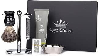 Muhle R89 Closed Comb Safety Razor Set - Complete Wet Shaving Set for Men!