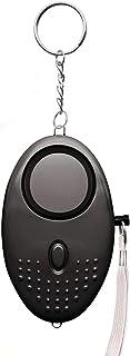 5 stuks persoonlijke alarms sleutelhangers | 130 dB zelfverdediging sleutelbos sirene veiligheid persoonlijke beschermings...