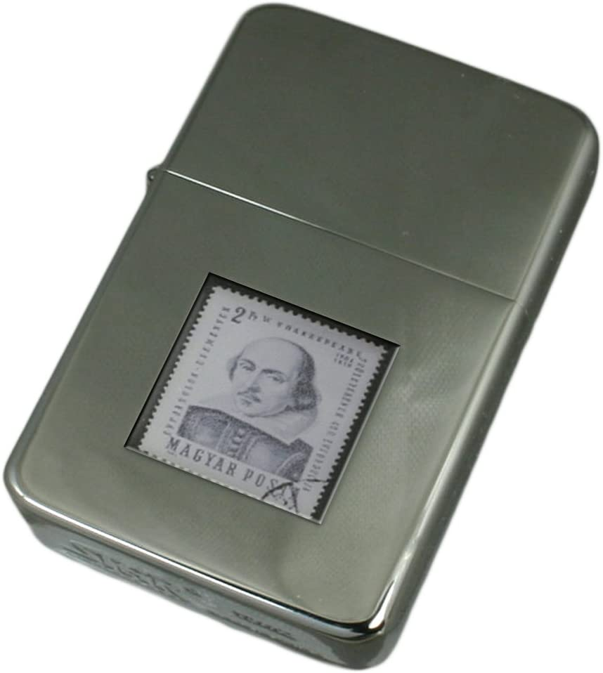 Engraved Lighter Ranking TOP7 Shakespeare Max 70% OFF Stamp