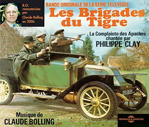 Les Brigades Du Tigre - Bo Serie Tv Remasterisee