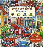 Suche und finde! - Feuerwehr: Mit 66 spielerischen Suchaufgaben - Wimmelbuch ab 2 Jahre