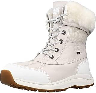 UGG Adirondack III Snow Leopard Stiefel 2021 White