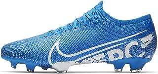 Nike Men's Vapor 13 Pro FG Soccer Cleats (Blue Hero/White)