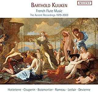 French Flute Music by Barthold Kuijken