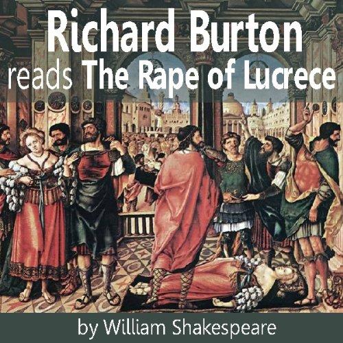 The Rape of Lucrece audiobook cover art