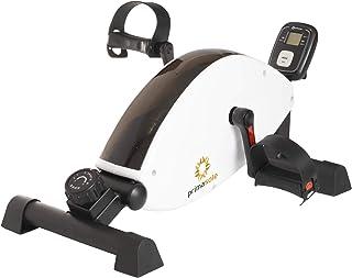 【Amazon限定ブランド】プリマソーレ(primasole) マグネティックバイクミニ 8段階負荷調整 ワイヤレス運動測量計付き