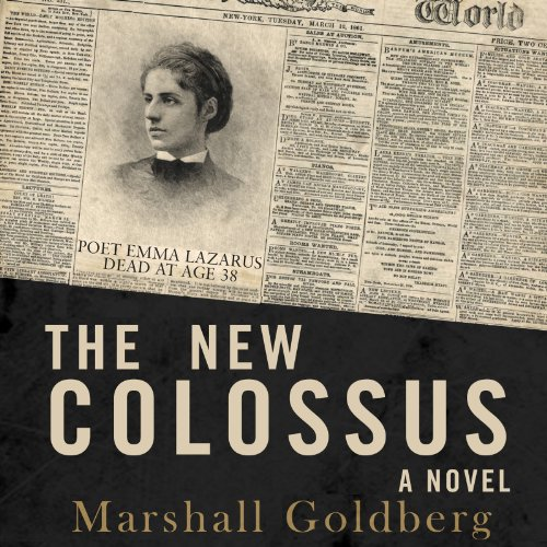 The New Colossus audiobook cover art