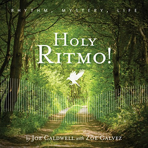 Holy Ritmo! audiobook cover art